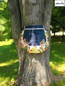 Úžitkový textil - Dámska zástera (malá) - 10957926_