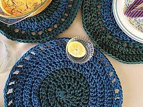 Úžitkový textil - Unikátne prestieranie - 10958650_