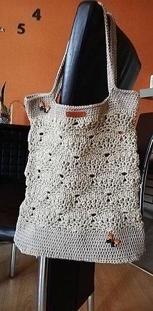 Nákupné tašky - Nákupná kabelka - 10959468_