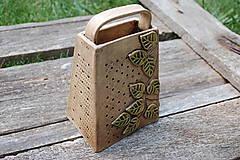 Dekorácie - Keramické strúhadielko - dekorácia - 10958410_