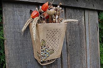 Dekorácie - Keramické strúhadlo - dekorácia - 10958346_