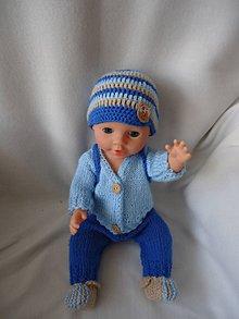 Hračky - bábika - oblečko 7 - 10962741_
