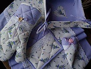 Úžitkový textil - .....levanduľová..... - 10960445_