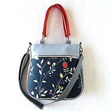 Veľké tašky - Big Sandy - S kvetmi II. - 10960834_
