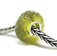 Náramky - Olivová cukrová pandora /ch-241 - 10960780_