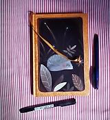 Papiernictvo - Zápisník s ježkom - 10962191_
