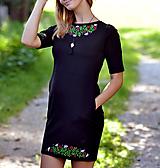 Šaty - Šaty Floral Chic - 10961968_