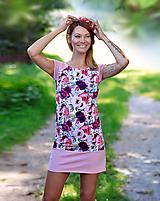 Šaty - Šaty Petúnia Pink - 10962147_