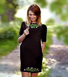 Šaty - Šaty Floral Chic (S) - 10961970_