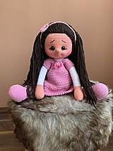 Hračky - bábika Alli - 10963083_