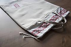 Iné tašky - Vreckotaška na chlebík a pečivo - 10962197_