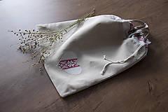 Iné tašky - Vreckotaška na chlebík a pečivo - 10962198_