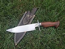 Nože - Bowie nôž - 10961888_
