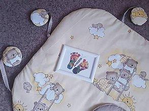 Textil - Deka pre bábätko - 10964001_
