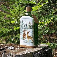 Iné - Fľaša pre lovcov Zimná - 10965110_