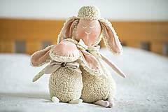 Detské doplnky - Ovečka ovka ušatá - 10963571_