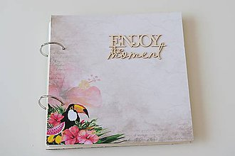 Papiernictvo - Scrapbook fotokniha - 10963823_