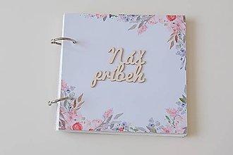 Papiernictvo - Scrapbook fotokniha mini - 10963918_