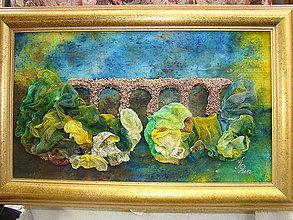 Obrazy - Chmarošský viadukt - 10965887_