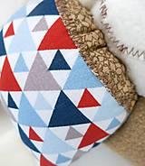 Hračky - Textilné zvieratko - Havino z Trianglového dvora - 10967579_