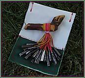 Hudobné nástroje - ŠAMANSKÉ ROLNIČKY 31 - JABLOŇ - 10966016_