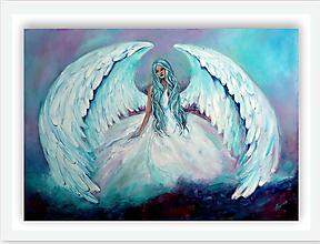 Obrazy - Anjel - 10965503_
