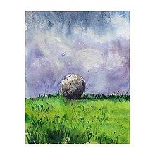Obrazy - Golfová lopta - 10967049_