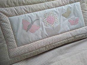 Textil - do postieľky - 10967599_