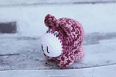 Hračky - Prasiatko- ružový melír - 10966982_