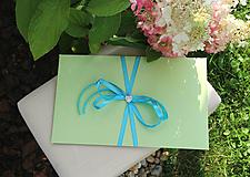 Papiernictvo - Darčekové obálky k maľovanému hodvábu 26 x 16 cm - 10966847_