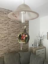 Socha - Víla Enelína Olívia (závesná dekorácia) - 10966720_