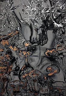 Obrazy - Obraz na plátne zo 100% bavlny(Bohatá) - 10967829_