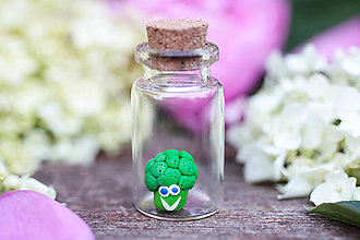 Dekorácie - Brokolicová zaváraninka - 10966507_