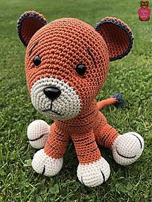 Hračky - Tigrík Momo - 10969625_