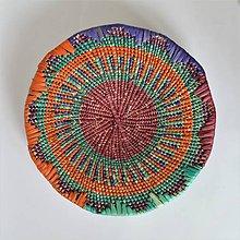 Pomôcky - Sudan Africký závesný kruh na stenu - 10969523_