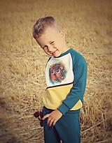 Detské súpravy - Súprava - macko - 10970632_