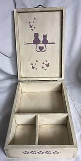 Krabičky - dievčatko krabička - 10969308_