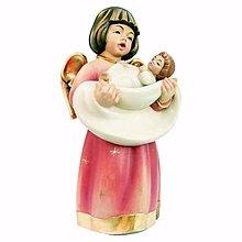 Socha - Strážny Anjel a dieťa - 10967999_