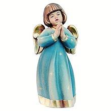 Socha - Strážny Anjel modliaci - 10968019_