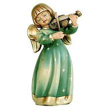 Socha - Strážny Anjel s husľami - 10968150_