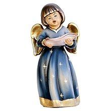 Socha - Strážny Anjel s knihou - 10968218_