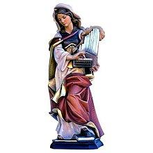 Socha - Svätá Cecília - 10968712_