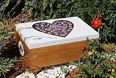 Krabičky - Šperkovnica - 10969091_