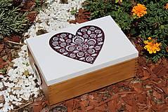 Krabičky - Šperkovnica - 10969092_