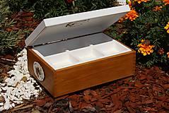 Krabičky - Šperkovnica - 10969093_