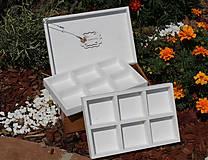 Krabičky - Šperkovnica - 10969094_