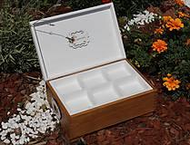 Krabičky - Šperkovnica - 10969095_