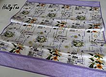 Úžitkový textil - Súprava na chalupu - 10968742_