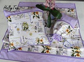 Úžitkový textil - Súprava na chalupu - 10968738_
