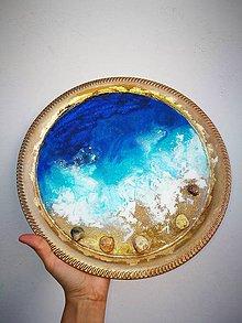 Dekorácie - Podnos-Ocean - 10968278_